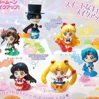Petit Chara Land Sailor Moon Make Up w/ Candy Box Set (Re-run)