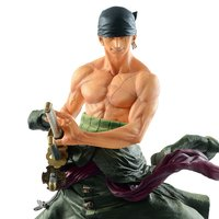 One Piece Roronoa Zoro Big Size Figure
