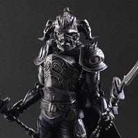 Play Arts Kai: Final Fantasy XII: Judge Magister Gabranth
