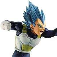 Dragon Ball Super Super Saiyan God Super Saiyan Vegeta Z-Battle Figure