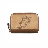 Wachifield Dayan the Cat Paws Card Case
