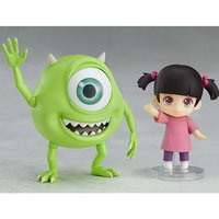 Nendoroid Monsters Inc. Mike & Boo Set: Standard Ver.