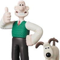 Ultra Detail Figure Aardman Animations #1: Wallace & Gromit