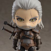Nendoroid The Witcher 3: Wild Hunt Geralt