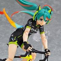 figma Racing Miku 2016: TeamUKYO Support Ver.
