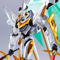 Metal Robot Spirits Code Geass: Lelouch of the Rebellion Lancelot Albion