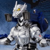 S.H.MonsterArts Godzilla Against Mechagodzilla MFS-3 Type-3 Kiryu Mechagodzilla: Shinagawa Final Battle Ver.