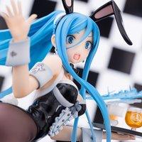 Arpeggio of Blue Steel Mental Model Takao Bunny Style [Black Elegance] 1/8 Scale Figure