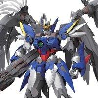 Hi-Resolution Model 1/100 Gundam Wing: Endless Waltz Wing Gundam Zero EW (Special Coating)