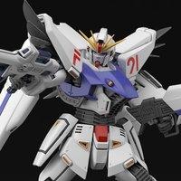 MG 1/100 Mobile Suit Gundam F91 Gundam F91 Ver 2.0