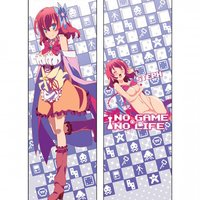 No Game No Life Steph Body Pillow