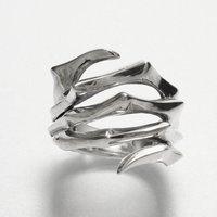 Parasyte Spiral Claw Ring