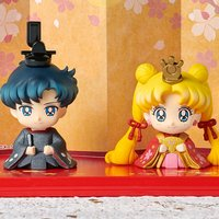 Petit Chara! Sailor Moon Hinamatsuri Usagi & Mamoru Ver.