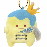 IDOLiSH 7 King Pudding x Tamaki Ball Chain Plush