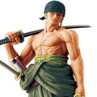 One Piece Roronoa Zoro Memory Figure