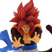 Dragon Ball GT Ultimate Fusion Big Bang Kamehameha Super Saiyan 4 Gogeta