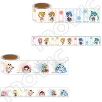 Vocaloid Label Roll