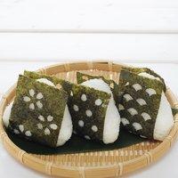Crispy Nori Cutter Set: Traditional Japanese Patterns