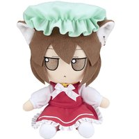 Touhou Project Plush Series #39: Fumo-fumo Chen Ver. 1.5