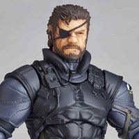 Vulcanlog 004: Metal Gear Solid V: The Phantom Pain Venom Snake (Sneaking Suit Ver.) Figure