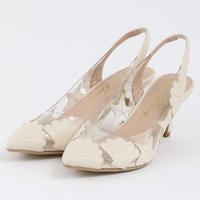 Honey Salon Shell High Heels