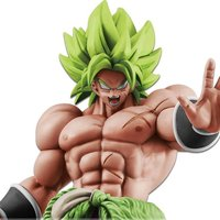 Dragon Ball Super King Clustar Super Saiyan Broly: Full Power
