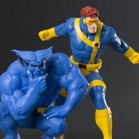 ArtFX+ X-Men Cyclops & Beast