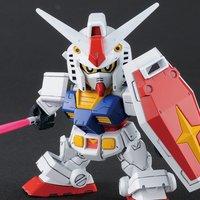 SD Gundam Cross Silhouette Mobile Suit Gundam RX-78-2 Gundam