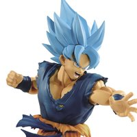 Dragon Ball Super the Movie Ultimate Soldiers -The Movie- Vol. 2: Super Saiyan Blue Goku