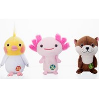 Wiggling Animal Plush Collection