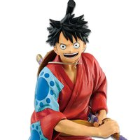 One Piece Monkey D. Luffy: Japanese Style Non-Scale Figure