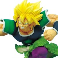 Dragon Ball Super Super Saiyan Broly Z-Battle Figure
