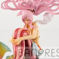 One Piece Scultures Shirahoshi Figure - Rainbow Color ver. -