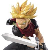 Super Dragon Ball Heroes Transcendence Art Vol. 5: Super Saiyan Trunks