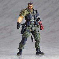 Revol Mini 015: Venom Snake (Olive Drab Combat Fatigues Ver.) | Metal Gear Solid V: The Phantom Pain