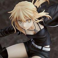 Fate/Grand Order Saber/Altria Pendragon (Alter) & Cuirassier Noir 1/8 Scale Figure