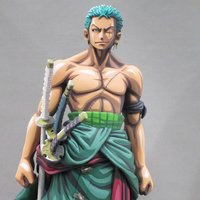 One Piece Master Stars Piece The Roronoa Zoro - Manga Dimensions -