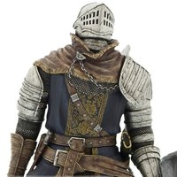 Dark Souls DXF Sculpt Collection Vol. 4 Oscar Knight of Astora