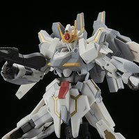 HGBF 1/144 Gundam Build Fighters A-R Lunagazer Gundam