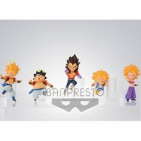 Dragon Ball Super World Collectable Figure: Saiyans' Bravery Vol. 2