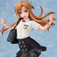 Sword Art Online Asuna Yuuki: Summer School Uniform Ver 1/7 Scale Figure