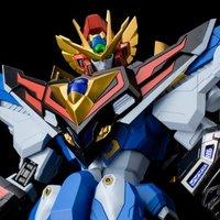 "Metamor-Force ""Bari""Ation Super Heavy God Gravion God Gravion"
