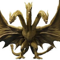 S.H. MonsterArts Godzilla: King of the Monsters: King Ghidorah