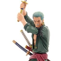 One Piece Swordsmen Figure Vol. 1: Roronoa Zoro