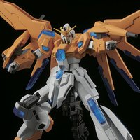 HGBF Gundam Build Fighters Try 1/144 Scramble Gundam