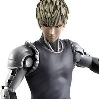 DXF One-Punch Man Genos Premium Figure