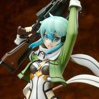 Sword Art Online II Sinon 1/7 Scale Figure (Re-run)