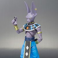 S.H.Figuarts Dragon Ball Super Beerus