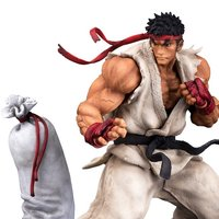 Street Fighter III: 3rd Strike Fighters Legendary Ryu 1/8 Scale Figure