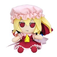 Touhou Project Plush Series #26: Flandre Scarlet (Fumo-fumo Fran Ver. 1.5)